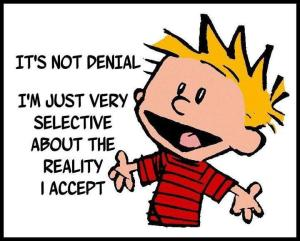 Calvin-Hobbes-Its-Not-Denial-poster