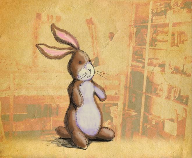 velveteen rabbit goof
